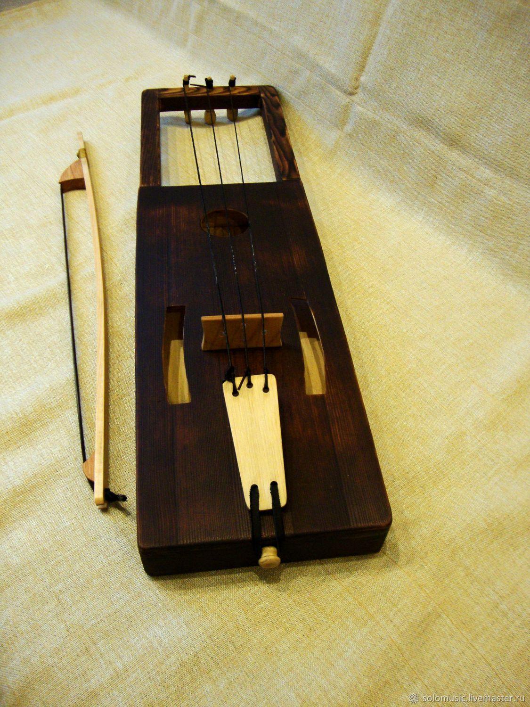 Струнные инструменты ручной работы. Ярмарка Мастеров - ручная работа. Купить Тальхарпа / тагельхарпа (доставка бесплатно). Handmade. Традиционный