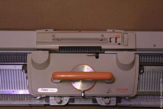 Вязание ручной работы. Ярмарка Мастеров - ручная работа. Купить Вязальная машина 5 класса KNITMASTER (Silver Reed SK280),новая, Япония. Handmade.