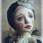 Куклы и игрушки ручной работы. Ярмарка Мастеров - ручная работа Подвижная кукла Мими. Handmade.