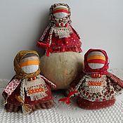 Куклы и игрушки ручной работы. Ярмарка Мастеров - ручная работа Народная кукла: Коса - девичья краса. Handmade.