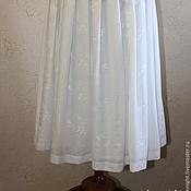 Одежда ручной работы. Ярмарка Мастеров - ручная работа Легкая батистовая юбка. Handmade.