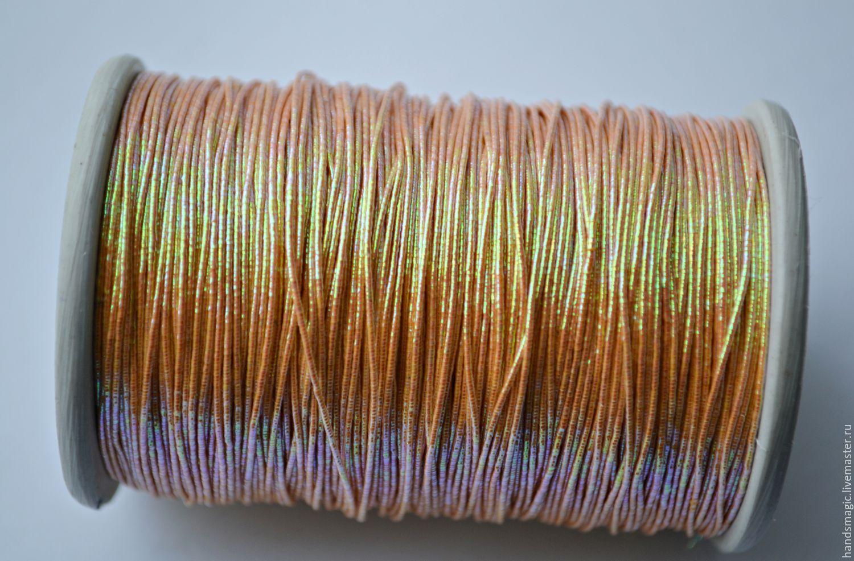 Металлизированные нитки для вышивки 365