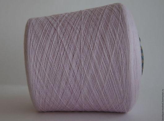 Вязание ручной работы. Ярмарка Мастеров - ручная работа. Купить Filatura Di Grignasco SUPERIO 8. Handmade. Розовый