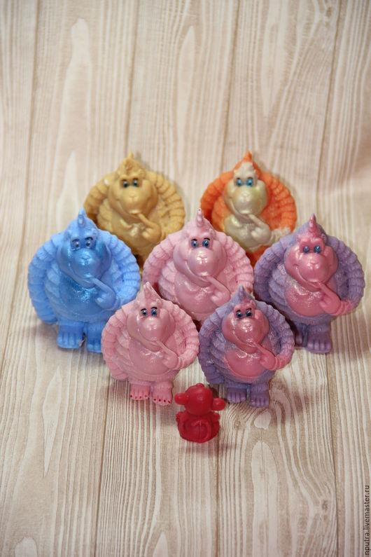 Персональные подарки ручной работы. Ярмарка Мастеров - ручная работа. Купить обезьян с подарком. Handmade. Розовый, набор новый год