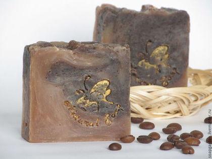 Кофейное мыло скраб, косметическое мыло, магазин мыла, купить мыло с нуля, молочное мыло с кофе, косметика ручной работы, кофейное обертывание, антицеллюлитный скраб