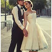 """Одежда ручной работы. Ярмарка Мастеров - ручная работа Свадебное платье """"Клевер"""". Handmade."""