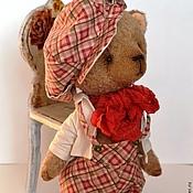 Куклы и игрушки ручной работы. Ярмарка Мастеров - ручная работа Гаврюша мишка тедди. Handmade.