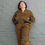 Одежда handmade. Livemaster - original item Costume from bog of the fleece (jacket and pants). Art. 979/983. Handmade.