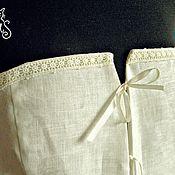 Одежда ручной работы. Ярмарка Мастеров - ручная работа Нежный лён. Handmade.