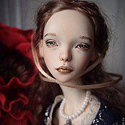 """Куклы и игрушки ручной работы. Ярмарка Мастеров - ручная работа """"Джульетта"""", фарфоровая шарнирная кукла.. Handmade."""