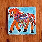 Для дома и интерьера ручной работы. Ярмарка Мастеров - ручная работа Плитка керамическая. Handmade.