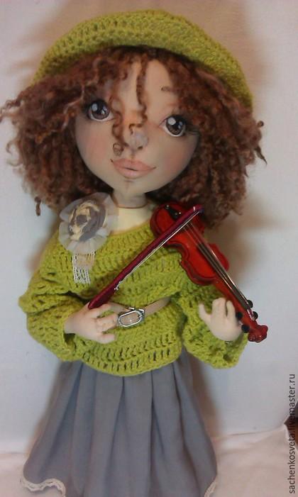 Коллекционные куклы ручной работы. Ярмарка Мастеров - ручная работа. Купить Ванесса. Авторская кукла ручной работы. Коллекционная, интерьерная.. Handmade.