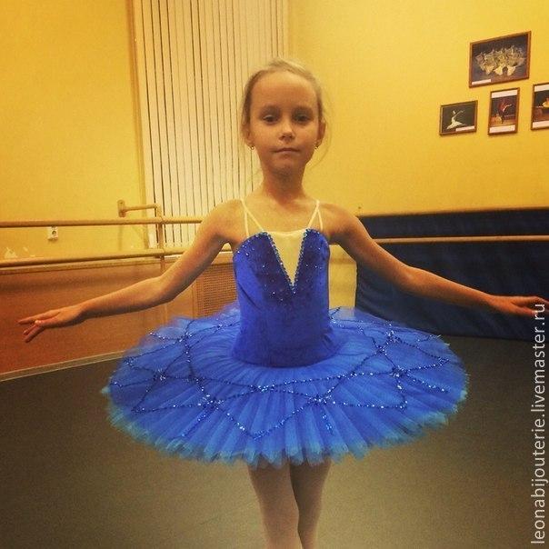 Пачка балетная детская