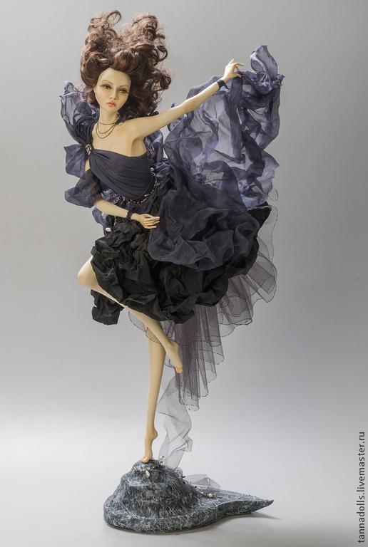 Коллекционные куклы ручной работы. Ярмарка Мастеров - ручная работа. Купить Танцующие с ветром. Буря. Handmade. Авторская ручная работа