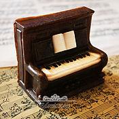 Косметика ручной работы handmade. Livemaster - original item Piano