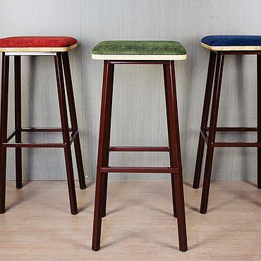 Мебель ручной работы. Ярмарка Мастеров - ручная работа Стул барный Model WS. Handmade.