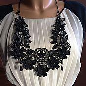 Украшения handmade. Livemaster - original item Choker lace