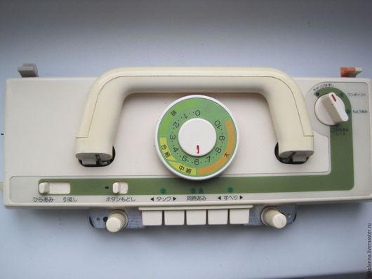 Вязание ручной работы. Ярмарка Мастеров - ручная работа. Купить BROTHER KH-881 каретка. Handmade. Бежевый, металл