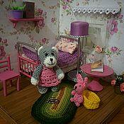 Мини фигурки и статуэтки ручной работы. Ярмарка Мастеров - ручная работа Румбокс для девочек. Handmade.