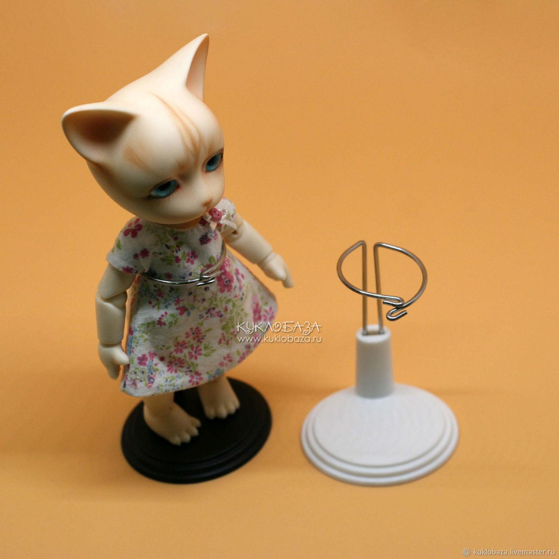 Подставка для куклы 15 см, Шарнирная кукла, Москва,  Фото №1