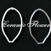 Материалы для творчества handmade. Livemaster - original item The petals of a Tulip cutter, plastic. Handmade.