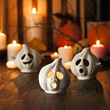 Souvenirs and gifts handmade. Livemaster - original item Ceramic garlic