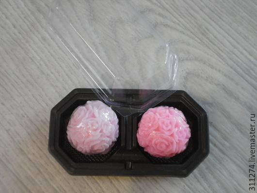 Упаковка ручной работы. Ярмарка Мастеров - ручная работа. Купить Коробка пластиковая.. Handmade. Коричневый, коробочка для подарка