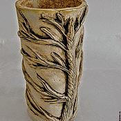 Для дома и интерьера handmade. Livemaster - original item vase. Handmade.