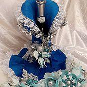 """Цветы и флористика ручной работы. Ярмарка Мастеров - ручная работа конфетная композиция """"Сказочная принцесса"""". Handmade."""