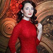 """Одежда ручной работы. Ярмарка Мастеров - ручная работа платье """"Scarlet """". Handmade."""