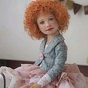 handmade. Livemaster - original item boudoir doll: Author`s doll Kira. Handmade.