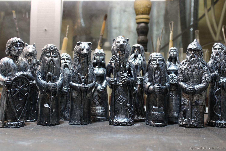 Славянские покровители, Статуэтки, Новочеркасск,  Фото №1