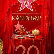 """Дизайн и реклама ручной работы. Ярмарка Мастеров - ручная работа Кенди  бар  в стиле """" Оскар"""". Handmade."""