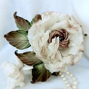 """Свадебный салон ручной работы. Ярмарка Мастеров - ручная работа """"Vintage rose"""" из японских тканей.. Handmade."""