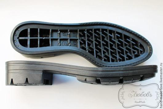 Другие виды рукоделия ручной работы. Ярмарка Мастеров - ручная работа. Купить Подошва женская для ботинок Riga. Handmade. riga