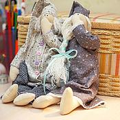 Куклы и игрушки ручной работы. Ярмарка Мастеров - ручная работа Сонные ангелы Тильда. Handmade.