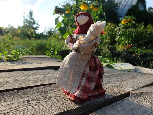 Народные куклы ручной работы. Ярмарка Мастеров - ручная работа. Купить Мамушка. Handmade. Оберег в подарок, подарок маме