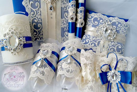 Свадебные аксессуары ручной работы. Ярмарка Мастеров - ручная работа. Купить Свадебный набор. Handmade. Бежевый, свадебный подарок, брошка