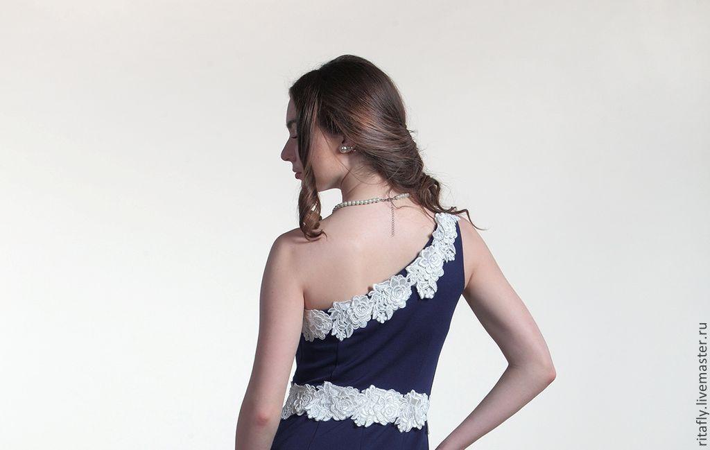Платье Годе В Пол Купить