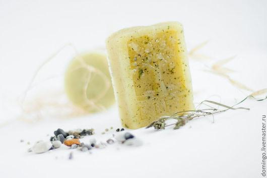 Мыло ручной работы. Ярмарка Мастеров - ручная работа. Купить Мыло Прованские травы и мёд. Handmade. Оливковый, мыло в подарок