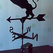 Для дома и интерьера ручной работы. Ярмарка Мастеров - ручная работа Флюгера. Handmade.