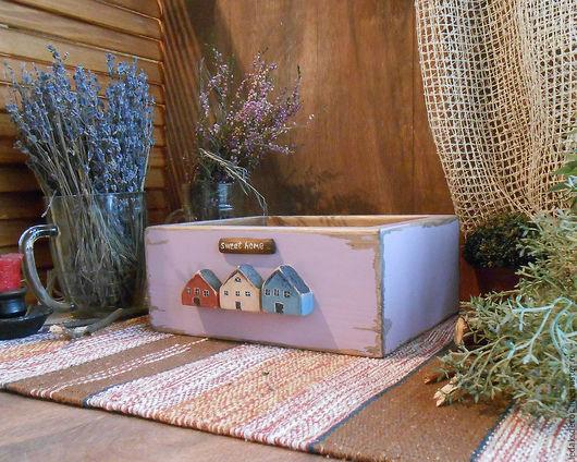 Короб для хранения. Ящик для кухни. Короб для специй. `LedaksDecor` -для уютного дома!