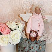 Куклы и игрушки ручной работы. Ярмарка Мастеров - ручная работа Тильда Фея.. Handmade.