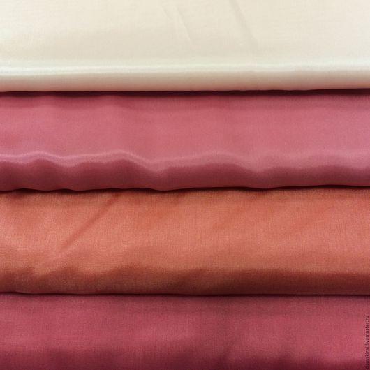 Шитье ручной работы. Ярмарка Мастеров - ручная работа. Купить Ткань подкладочная. Handmade. Розовый, ткань для шитья, 95% вискоза