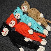 Куклы и игрушки ручной работы. Ярмарка Мастеров - ручная работа Спящие коты (аминеко). Handmade.