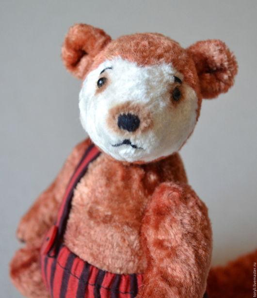 Мишки Тедди ручной работы. Ярмарка Мастеров - ручная работа. Купить соня Бобо. Handmade. Соня, плюшевая игрушка