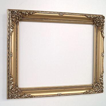 Для дома и интерьера ручной работы. Ярмарка Мастеров - ручная работа Рама для картины или зеркала. Handmade.
