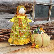 """Куклы и игрушки ручной работы. Ярмарка Мастеров - ручная работа Кукла  """"Тыковка"""". Handmade."""