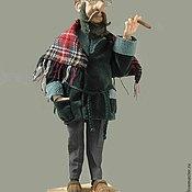 Куклы и игрушки ручной работы. Ярмарка Мастеров - ручная работа Профэссор Преображенский. Handmade.