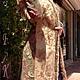 Верхняя одежда ручной работы. Ярмарка Мастеров - ручная работа. Купить Пальто Элиза. Handmade. Пальто с мехом, пепельно-розовый